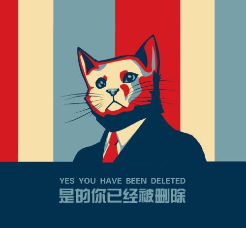 個性創意貓咪微信朋友圈封面小圖