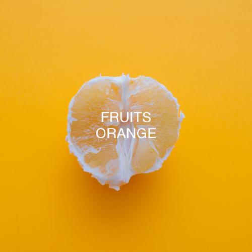簡約水果手機微博封面