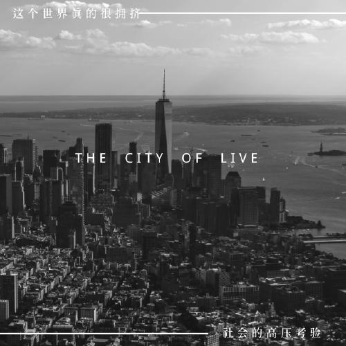 城市生活手機微博封面