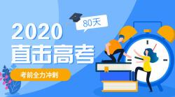 2020直击高考课程封面