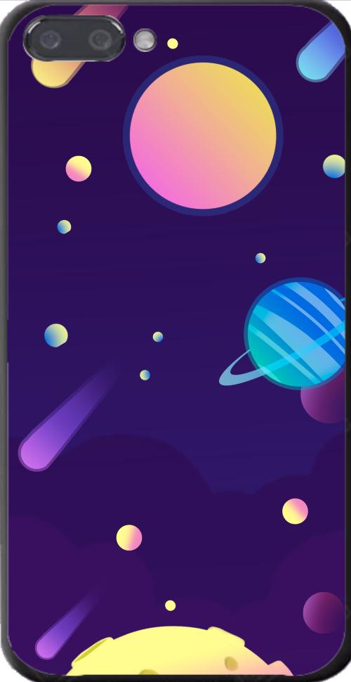 超炫星球手機殼印刷圖片
