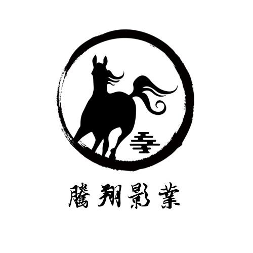 简约影视业logo