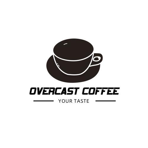 简约创意咖啡LOGO设计