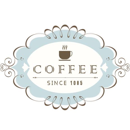 創意咖啡廳logo設計