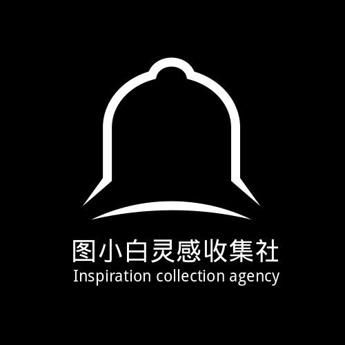 简约灵感收集社创意logo设计